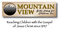 Mountain View Bible Camp for Children, Inc.